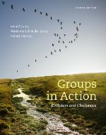 Groups in Action + Workbook + Counseling Coursemate With Ebook Printed Access Card